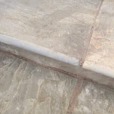 Indian Sandstone Steps Raj Green