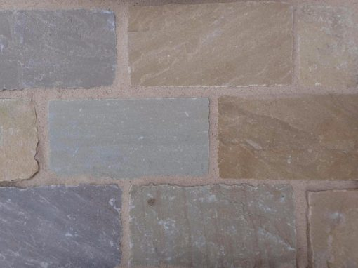 Indian Sandstone Setts Buff