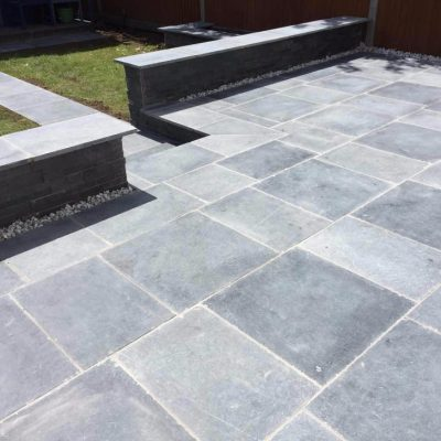 Kebur Contempo Asian Blue Limestone Paving