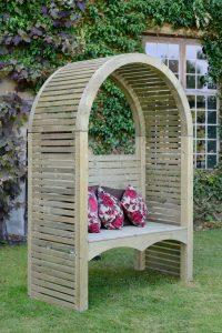 Grange Contemporary Garden Arbour