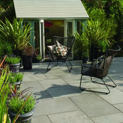Natural Paving Stone Bradstone Riverwashed Limestone