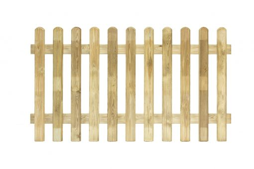 Profiled Picket Fence