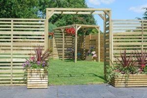 Rectangular Contemporary Planter 120cm x 50cm x 33cm CONPLREC