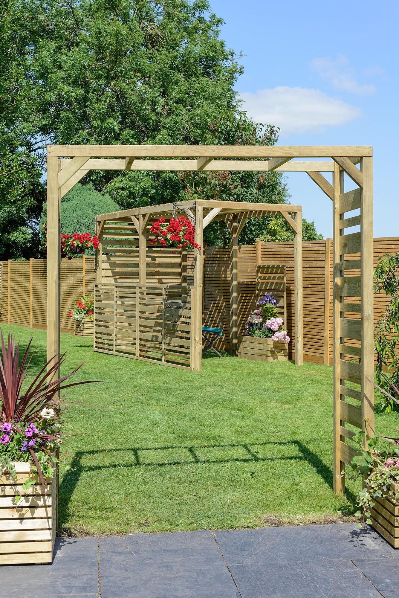 Grange Urban Garden Arch Kebur