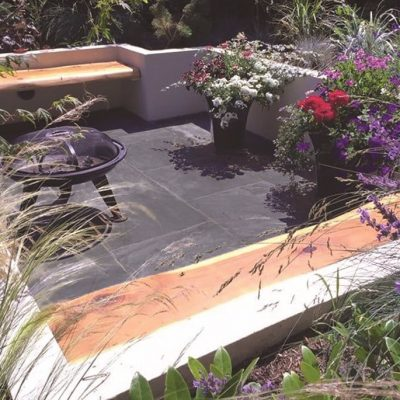 Natural Slate Blue-Black (photo courtesy of Bluewater Landscapes)