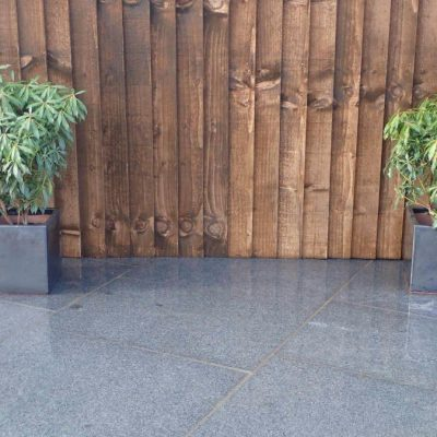 Kebur Contempo Natural Granite Graphite (wet)