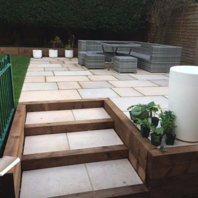 Kebur Contempo Elite Sandstone Paving
