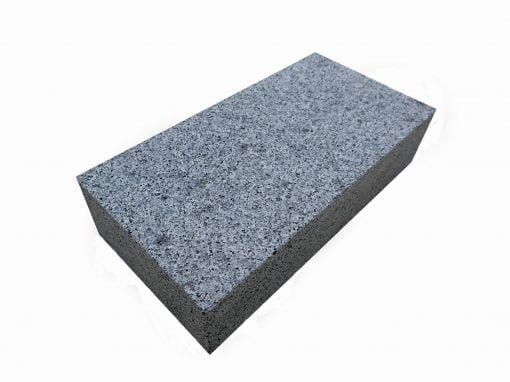 Sawn Mid Grey Granite Sett 200x100x50