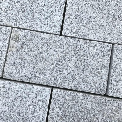 Light Grey Sawn Granite Setts