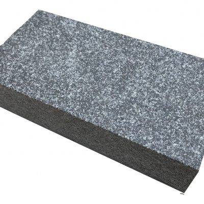 Sawn Black Granite Sett 200x200