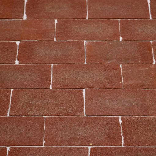 Dutch Clay Red Pavers