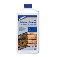 lithofin outdoor cleaner