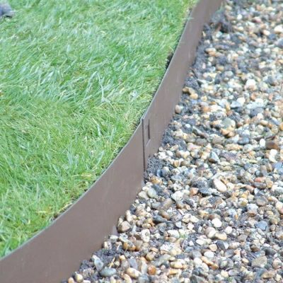 Flexible Steel Edging