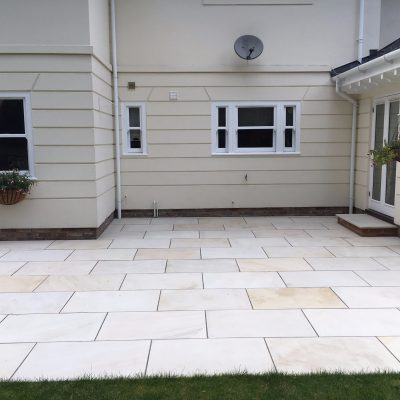 Kebur Contempo Honed Sandstone Paving