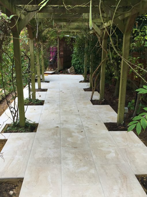 Bourgogne Porcelain by Bluewater Landscapes