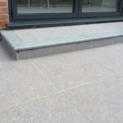 Cinder porcelain paving 600x600mm