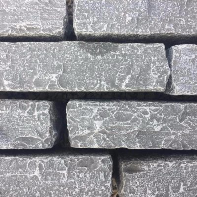 Tumbled Tandur Grey Walling