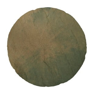 Round Stepping Stone Brown Blend