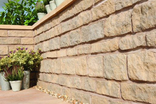 Rough Dressed Walling