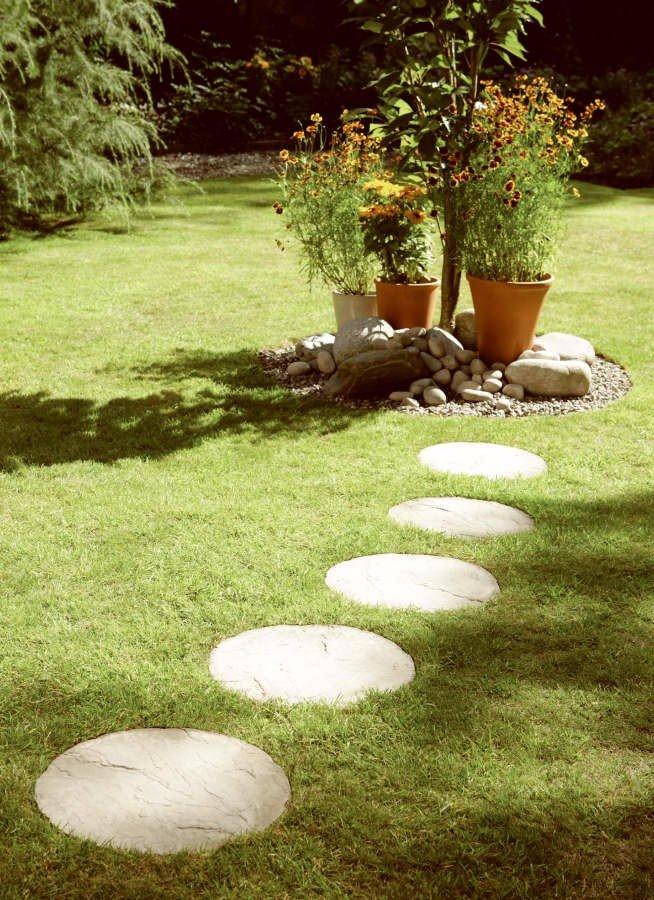 Bradstone Round Stepping Stones Kebur