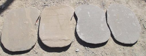 Raj Green Random Stepping Stones (dry)