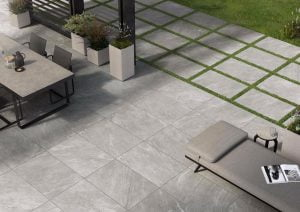 Contempo Ice Blue Royale Porcelain Paving