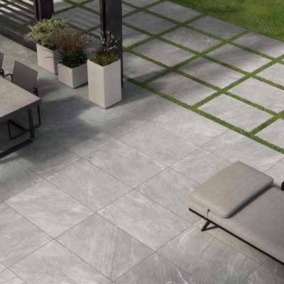 Kebur Contempo Ice Blue Royale Porcelain Paving