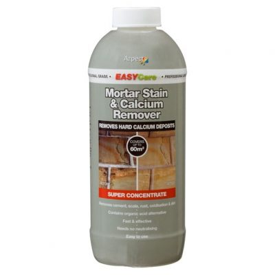 EASY Mortar Stain & Calcium Remover