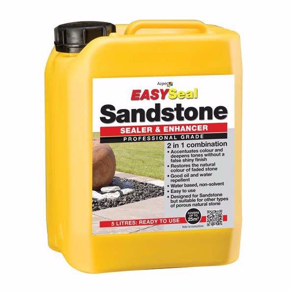 EASY Sandstone Sealer and  Enhancer