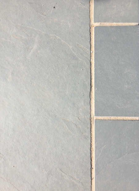 Brazilian Grey Slate Setts