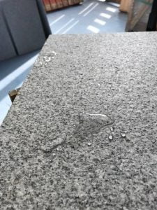 Pre-sealed Contempo Natural Granite