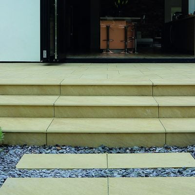 Mode Profiled Steps Beige