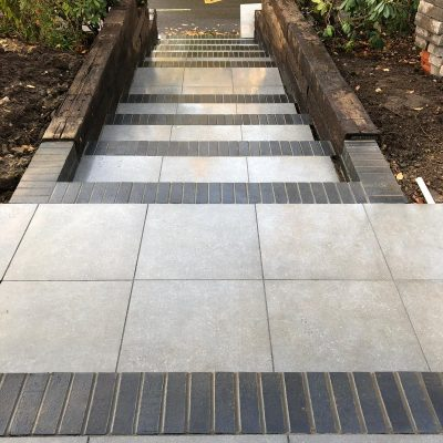 Pro Porcelain Silver Grey by RE Landscapes