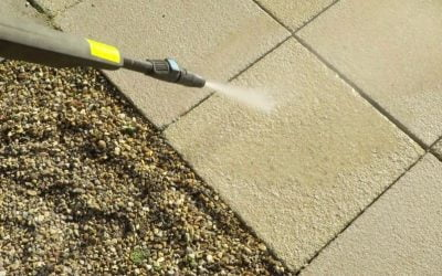 How to pressure wash properly