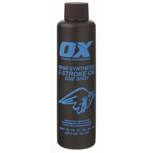 OX Pro One Shot Two Stroke Oil