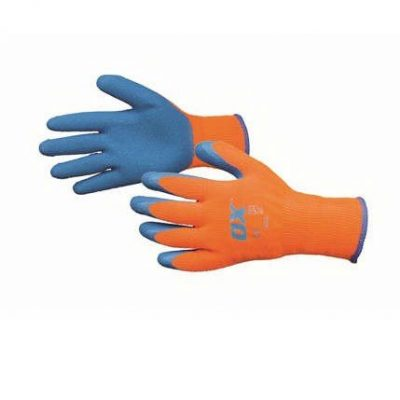 OX Thermal Latex Gloves