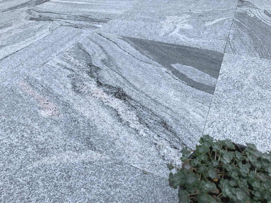 Arctic Mist Natural Granite