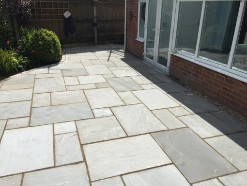 Natural Sandstone Trade Pack in Silver Grey by Stones and Roses