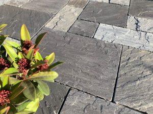 Tumbled Sagar Black Sandstone