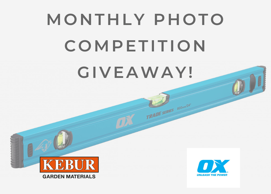 Monthly photo competition giveaway!