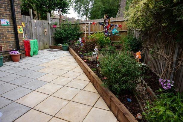 Parity Day Centre Garden