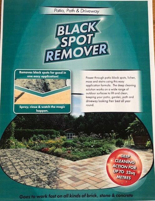Melpass Black Spot Remover