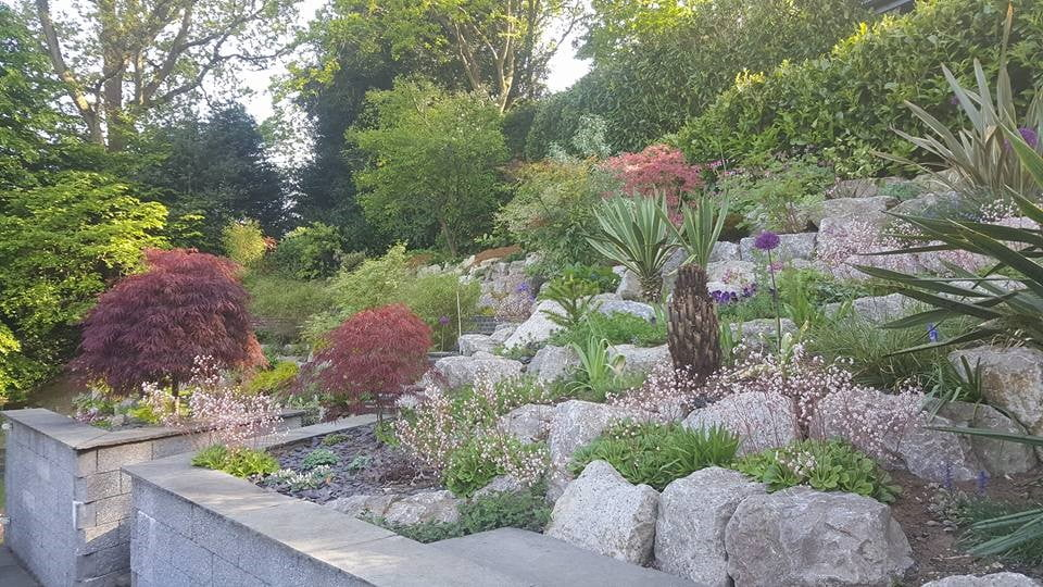 Seven ways to use decorative aggregates and how to choose them