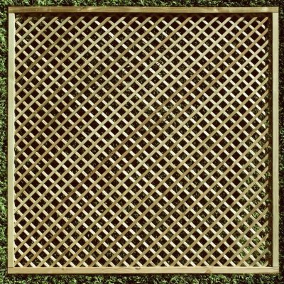 KDM Diamond Lattice Trellis