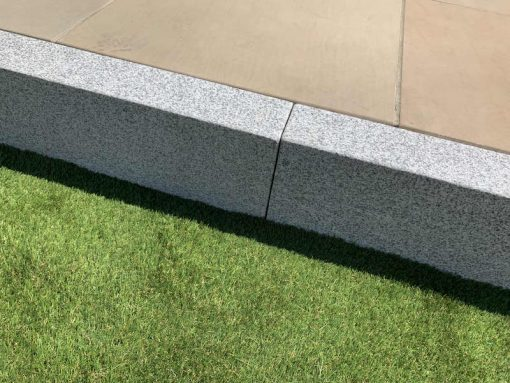 Light Grey Granite Landscaping Block/Kerb