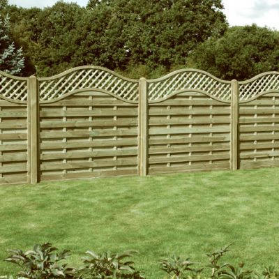 Fence panels and picket fences | Kebur Garden Materials