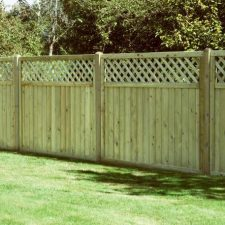Fencing, fence panels, gravel boards and supplies