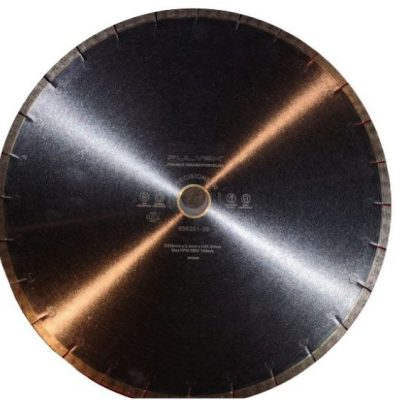 Pulvex 350 Precision Porcelain Blade for Table Saw