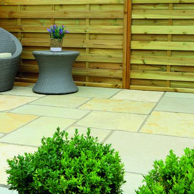 Bradstone Honeymede Limestone Paving