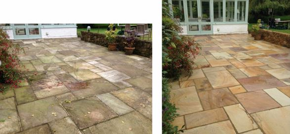 Specialist cleaners can bring existing surfaces back to life